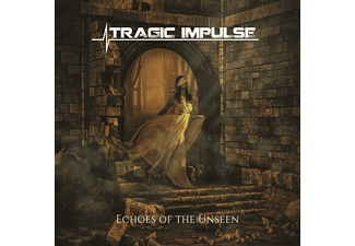 Tragic Impulse - Echoes Of The Unseen - (CD)