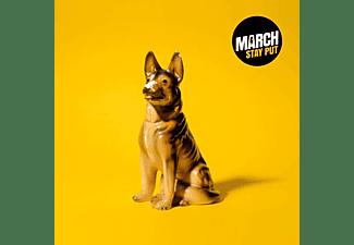 March - Stay Put  - (Vinyl)