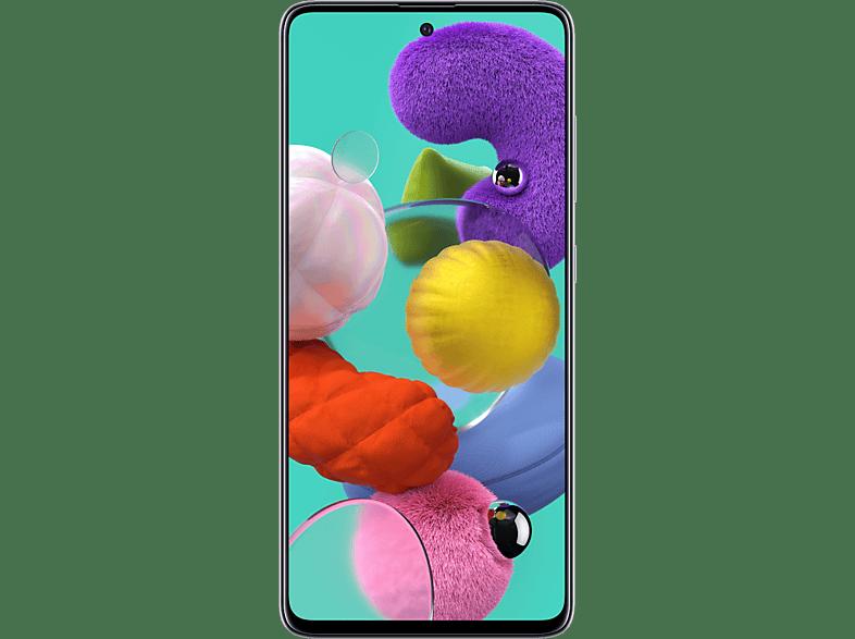 SAMSUNG Smartphone Galaxy A51 128 GB White (SM-A515FZWVEUB)