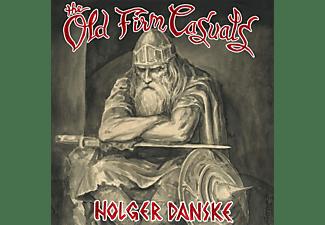 The Old Firm Casuals - Holger Danske (GTF Red/White Vinyl+Download)  - (Vinyl)