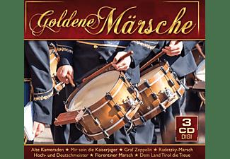 VARIOUS - Goldene Märsche  - (CD)