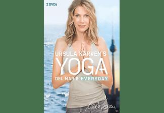 Yoga Del Mar & Yoga Everyd DVD