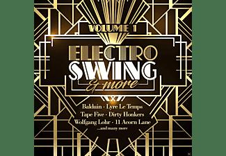 VARIOUS - Electro Swing Tunes Vol.1  - (CD)