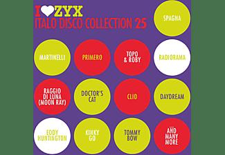 VARIOUS - ZYX Italo Disco Collection 25  - (CD)