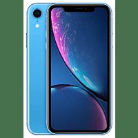 "Apple iPhone XR, Azul, 64 GB, 3 GB RAM, 6.1"" Liquid Retina HD, Chip A12 Bionic, iOS"