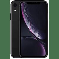 """Apple iPhone XR, Negro, 128 GB, 3 GB RAM, 6.1"""" Liquid Retina HD, Chip A12 Bionic, iOS"""