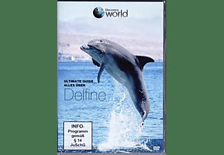 Ultimate Guide - Alles über Delfine - Discovery World DVD