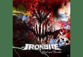 Ironbite - Blood & Thunder  - (CD)