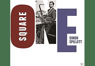 Simon Spillett - Square One  - (LP + Download)