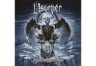 Usurper - Lords Of The Permafrost  - (CD)