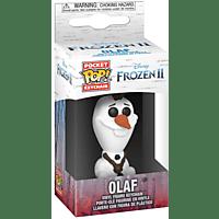 FUNKO UK Frozen 2 Olaf Funko Pop!Vinyl Schlüsselanhänger Schlüsselanhänger, Mehrfarbig