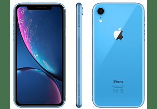 "Apple iPhone XR, Azul, 128 GB, 3 GB RAM, 6.1"" Liquid Retina HD, Chip A12 Bionic, iOS"