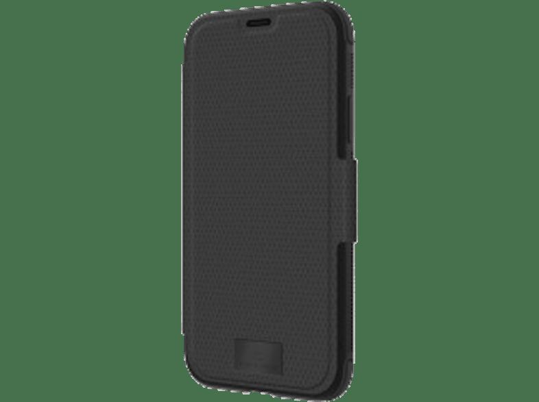 BLACK ROCK Flip cover Robust iPhone 11 Zwart (187002)