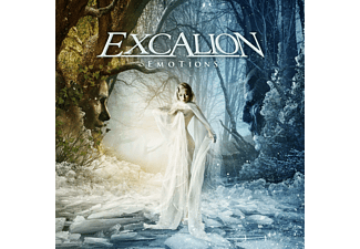 Excalion - Emotions  - (CD)