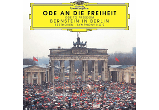Leonard Bernstein - ODE AN DIE FREIHEIT/ODE TO FREEDOM  - (CD + DVD Video)