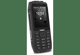 "Móvil - Hammer 4, 2.8"", Doble SIM, 3G, 32 GB, 2000 mAh, IP68, Negro"