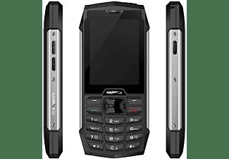 "Móvil - Hammer 4, 2.8"", Doble SIM, 3G, 32 GB, 2000 mAh, IP68, Gris"