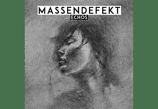 Massendefekt - Echos (Ltd.Special Vinyl Edition inkl.CD)  - (LP + Bonus-CD)
