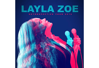 Layla Zoe - Retrospective Tour 2019  - (CD)