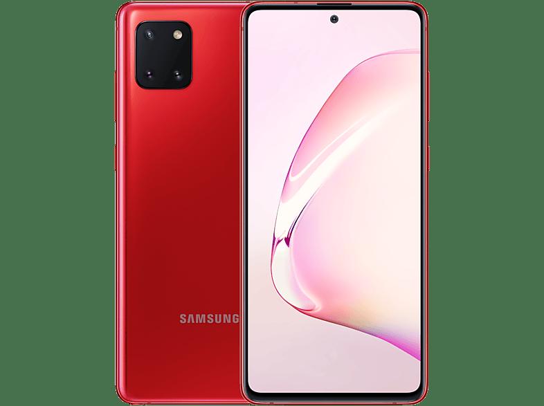 SAMSUNG Smartphone Galaxy Note10 Lite 128 GB Aura Red (SM-N770FZRDLUX)