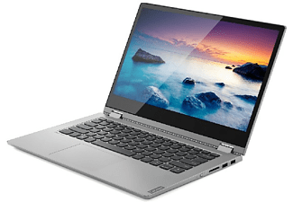 "Convertible 2 en 1 - Lenovo C340-14IML 14"" Full HD TN, Intel® Core™ i5-10210U, 8GB, 512GB SSD, W10, Plata"
