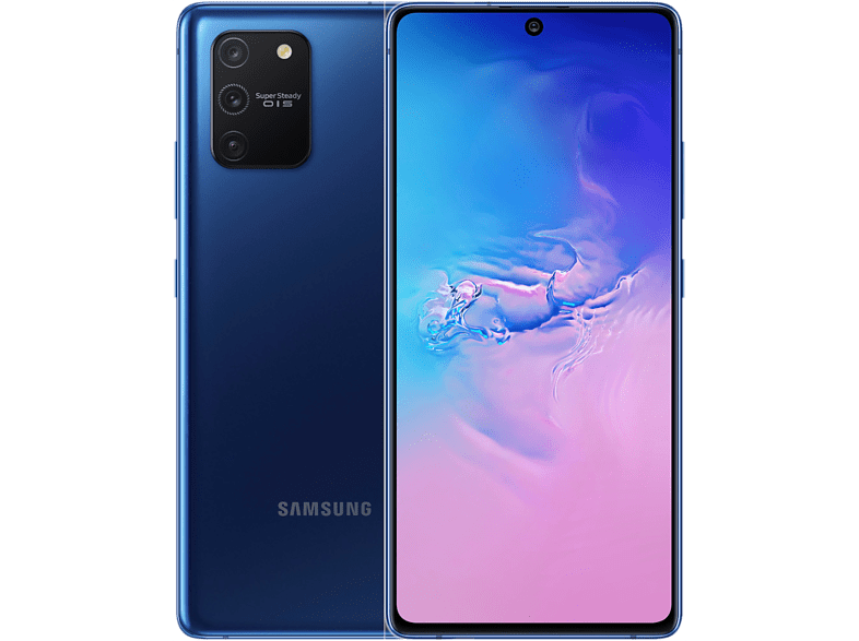 SAMSUNG Smartphone Galaxy S10 Lite 128 GB Prism Blue (SM-G770FZBDLUX)