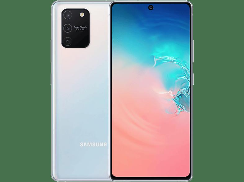 SAMSUNG Smartphone Galaxy S10 Lite 128 GB Prism White (SM-G770FZWDLUX)
