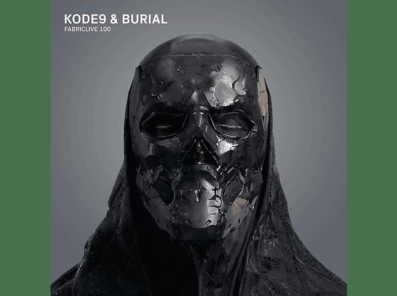 Kode9 & Burial, VARIOUS - Fabric Live 100 (Gatefold 4LP) [Vinyl]