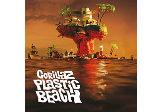 Gorillaz - Plastic Beach  - (Vinyl)