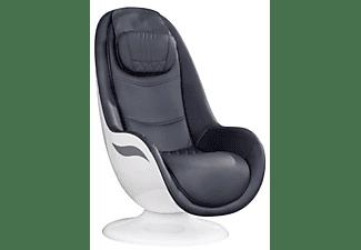Silla de masaje - Medisana RS 650, Para la espalda, 6 tipos de masaje, 3 intensidades, Puerto USB, Negro