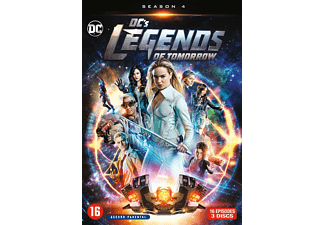 DC's Legends Of Tomorrow - Seizoen 4 - DVD