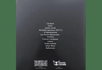 Joliette - luz devora  - (CD)