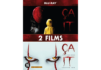 It - Chapter 1-2 - Blu-ray