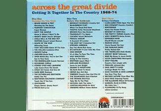 VARIOUS - Across The..-Clamshel-  - (CD)