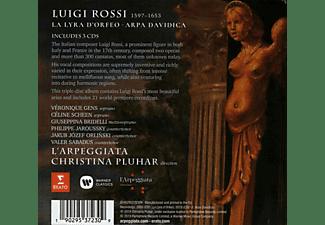VARIOUS - La lyra d'Orfeo-Arpa davidica (Deluxe Edition)  - (CD)