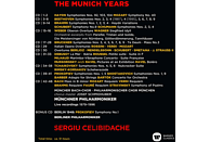 Münchner Philharmoniker - The Munich Years [CD]
