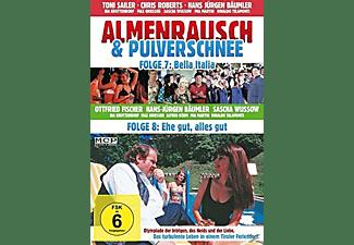ALMENRAUSCH & PULVERSCHNEE - FOLGE DVD