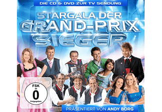 VARIOUS - Stargala Der Grand-Prix-Sieger  - (DVD + CD)