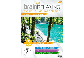 Brain Relaxing-Special Edition DVD