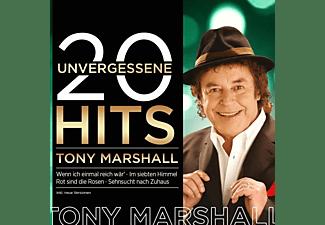 Tony Marshall - 20 unvergessene Hits  - (CD)