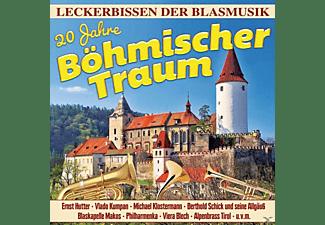 VARIOUS - 20 Jahre Böhmischer Traum  - (CD)