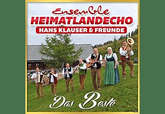 Ensemble Heimatlandecho - Hans - Das Beste  - (CD)