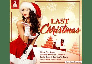 VARIOUS - Last Christmas  - (CD)