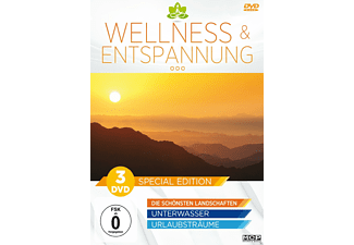 WELLNESS & ENTSPANNUNG - SPECIAL EDITION DVD