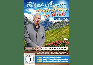 VARIOUS - Blauer Himmel,weiße Berge & a  - (DVD)