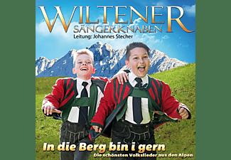 Wiltener Sängerknaben - In Die Berg Bin I Gern  - (CD)