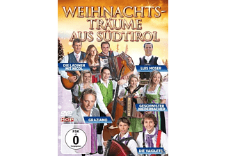 VARIOUS - Weihnachtsträume aus Südtirol  - (DVD)