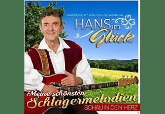 Hans Im Glück - Meine Schönsten Schlagermelodien  - (CD)