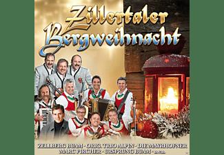 VARIOUS - Zillertaler Bergweihnacht  - (CD)