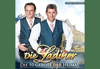 Die Ladiner - Die 10 Gebote der Heimat  - (CD)